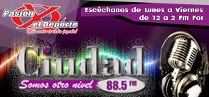 Ciudad 88.5 FM