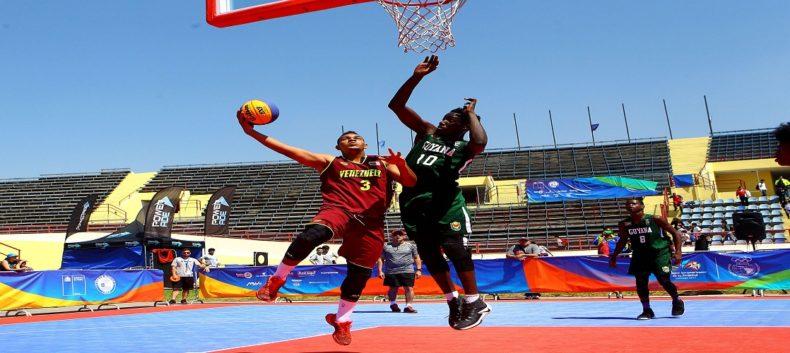 Venezuela Clasifico Al 3 3 De Olimpicos De La Juventud Pasion X El