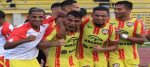 Aragua FC y Metropolitanos a Copa Sudamericana