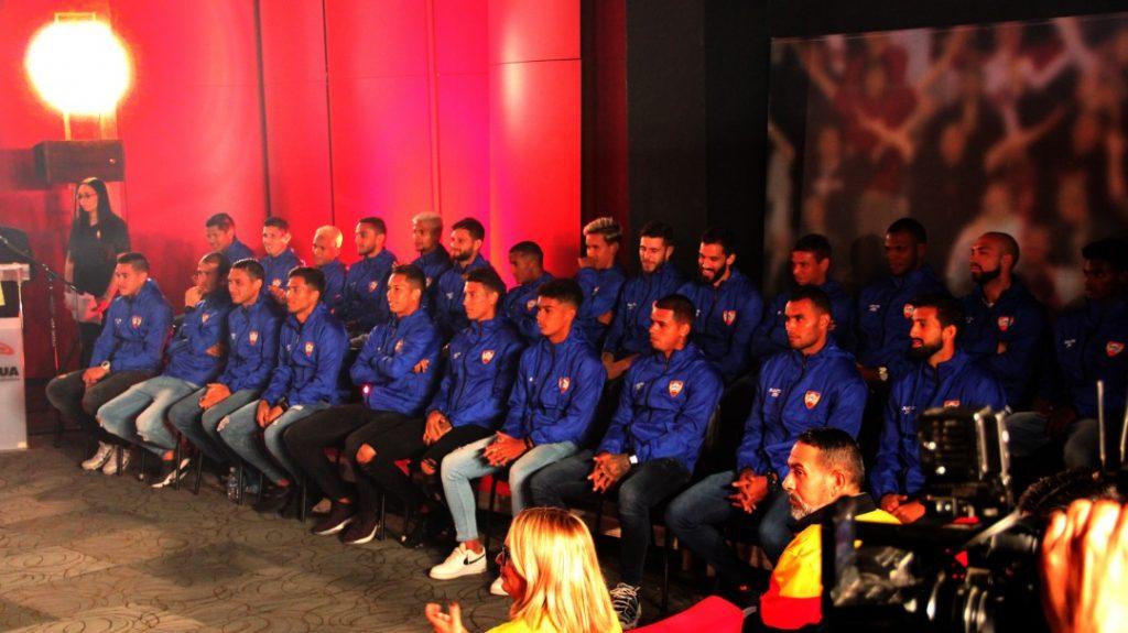 Jugadores Aragua FC