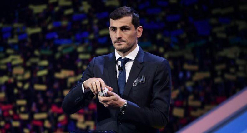 Iker casillas busca ser presidente