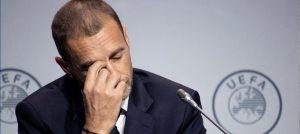 eurocopa suspendida