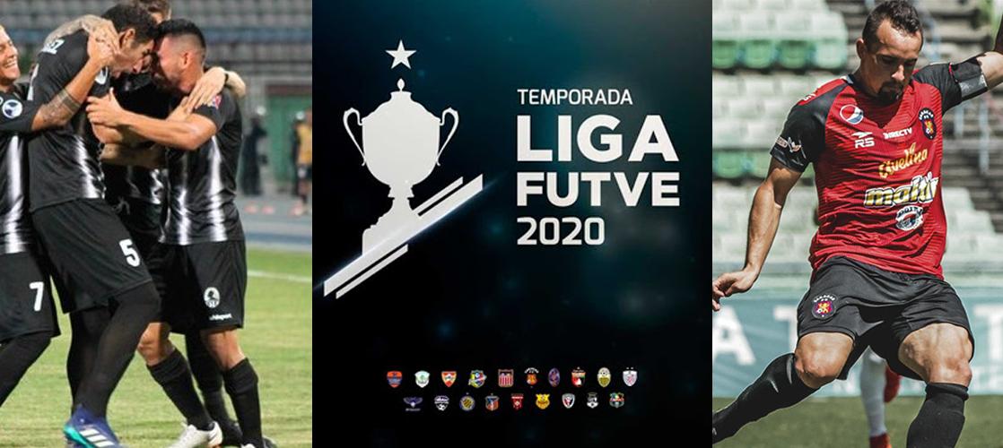 La Liga FUTVE 2020 en 6 jornadas | Pasión X el Deporte | Sitio Oficial