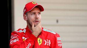 Ferrari no quiso renovar a Vettel