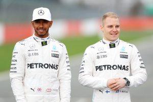 asi va la F1