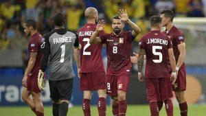 vinotinto vs colombia y paraguay