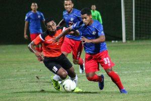 atletico venezuela cayó ante Yaracuyanos