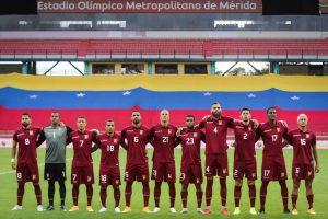 venezuela puesto 28 del ranking fifa