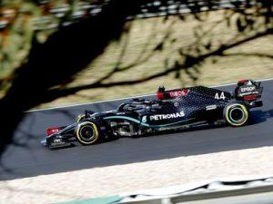 Lewis Hamilton ganó el GP de Imola