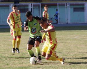 Gran Valencia Maracay sacó un punto ante el Aragua FC