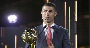 cristiano ronaldo, el mejor jugador del siglo xxi