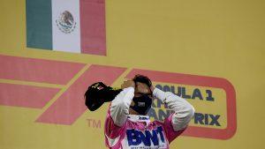 Checo pérez y su llegada a Red Bull