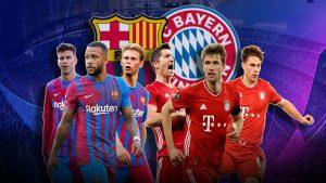 FC Barcelona Vs Bayern Munchen en vivo